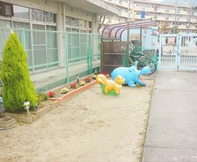 石田保育園の様子