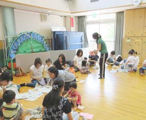 神川児童館の様子