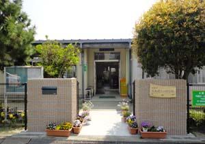 納所城之内児童館の様子